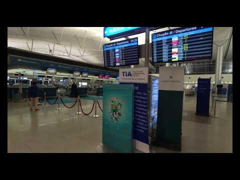 Tan Son Nhat International Airport(タンソンニャット国際空港) - Ho Chi Minh, Vietnam - 4K