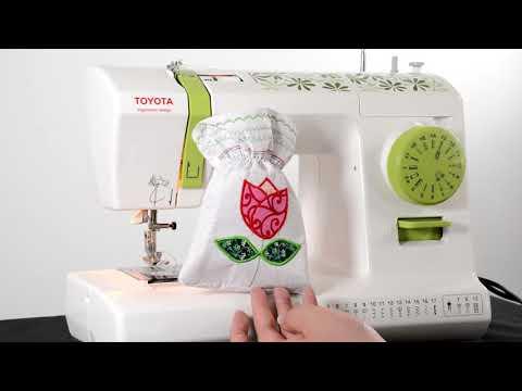 Máquina de coser Toyota ECO 17C