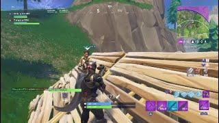 Fortnite Battle Royale - 281m Snipe!