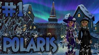 Wizard101 - Let's Play: POLARIS w/ KaylaTHEWizard [Ep 1] - Sick Days in Polaris