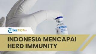 Menteri Kesehatan Budi Gunadi Ungkapkan bahwa Indonesia Sudah Mencapai Herd Immunity