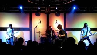 Aaron Gillespie - Jesus Paid It All LIVE 2011