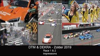 DEKRA - DTM : Impressions Race 1&2 - Zolder 2019