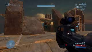 Halo 3 MCC Team Doubles Gameplay : VESSEL KING : 2x OVERKILL EXTERM