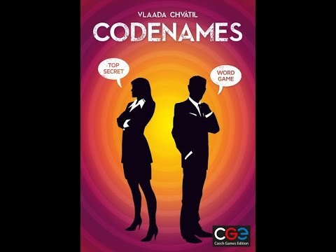 The Purge: # 1994 Codenames XXL: Like Codenames, but bigger. No, bigger. I don't think you get it. I'm selling you the same game, but big enough for you to play it on a large table. Like the original game, but bigger.