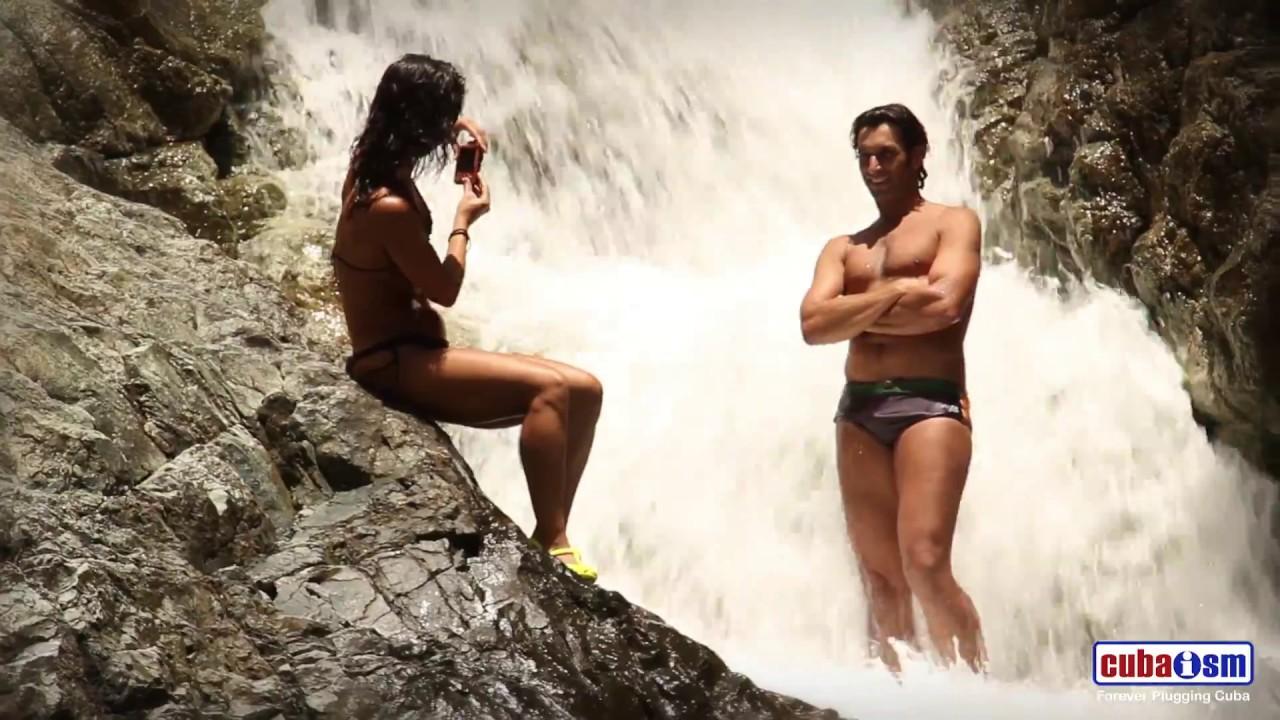Rio Duaba  Waterfalls - 054v01