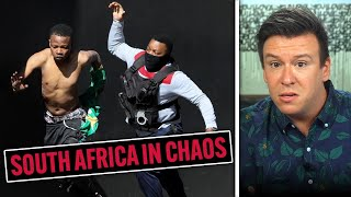 Chaos in South Africa and Why It's The Worst In Decades #shorts