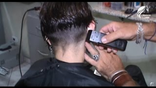 Bob With Short Shaved Nape - Haircut - (Full Version)
