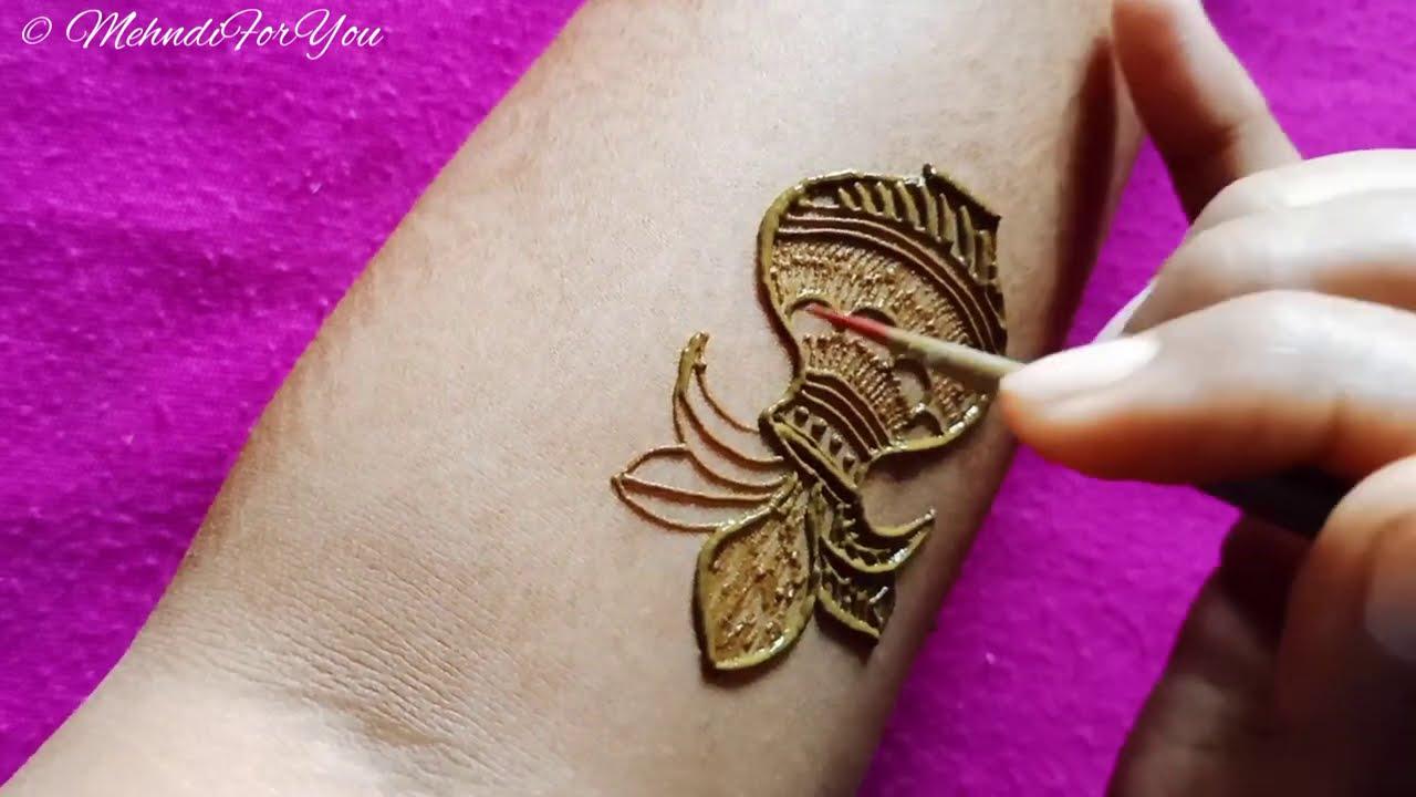 bridal full hand mehndi design by mehndi for you