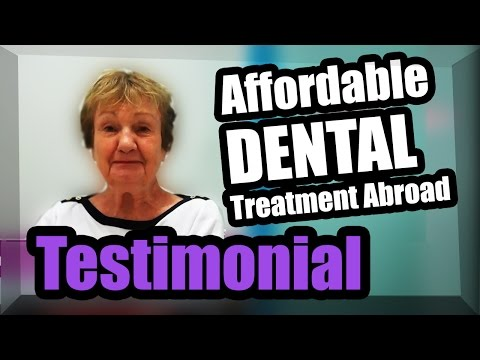Affordable Dental Implants in Los Algodones Mexico | TESTIMONIAL