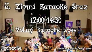 6. Vánoční karaoke sraz 2017 – Volný karaoke zpěv