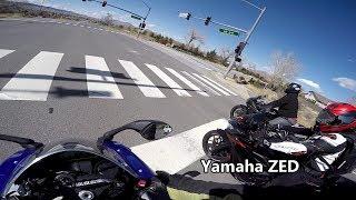 Yamaha R3 Vs R6 Vs R1