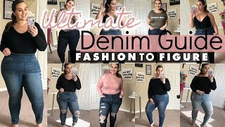 f7a9a03a13 The Ultimate Jeans Guide  Fashion To Figure +Try On Haul