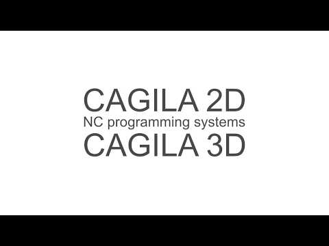 CAM-Service - CAGILA software