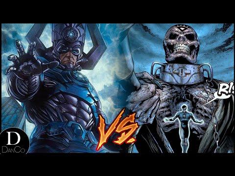 Galactus VS Nekron | BATTLE ARENA