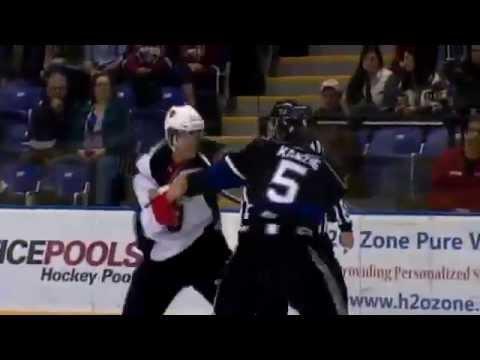 Keegan Kanzig vs. Mason Geertsen