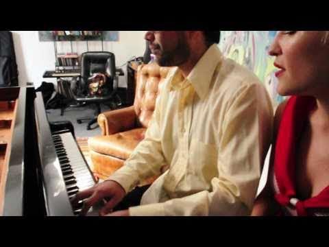 CASTILLOS EN EL AIRE  / Video making of  primer single nuevo disco JAZZIMODO 2011