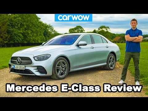 External Review Video XO93x4PAI1U for Mercedes-Benz E-Class Sedan W213 & Wagon S213 (5th-gen, 2020 facelift)