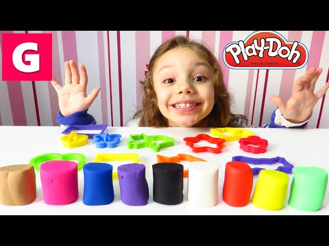 Moldes de Play Doh
