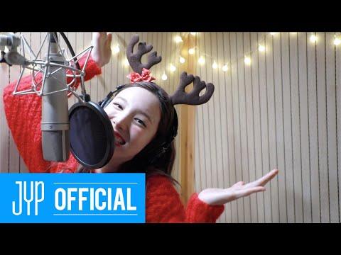 """Santa Tell Me (Ariana Grande)"" Cover by NAYEON"