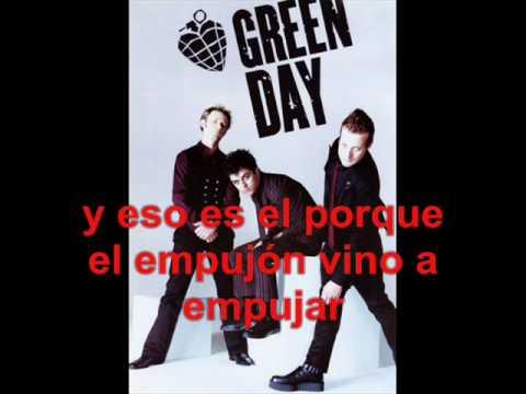 Green Day - Why Do You Want Him? (Traducida al español)