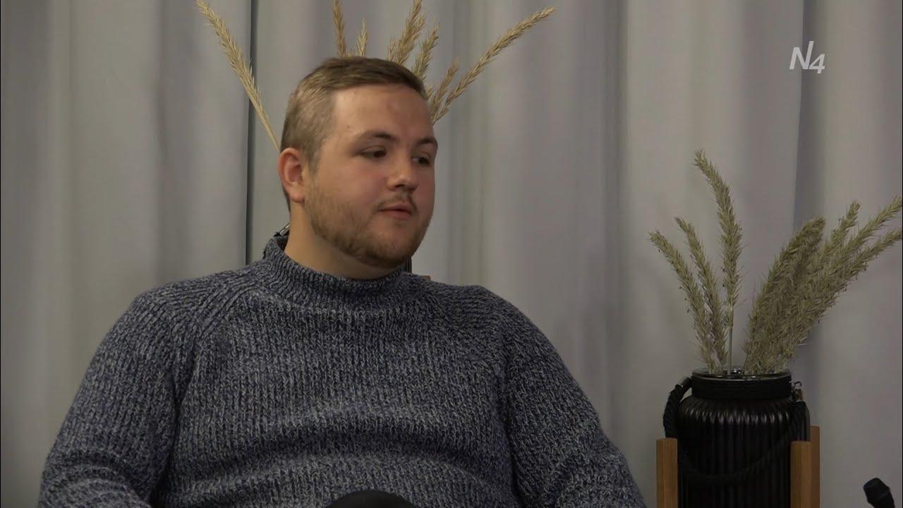 Föstudagsþátturinn - Sigvaldi Helgi Gunnarsson - viðtal + tónlistThumbnail not found