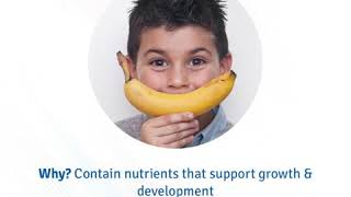 Top Foods to Support Healthy Weight and Height Gain in Kids of Age 4 to 7 Years | #AskNestle