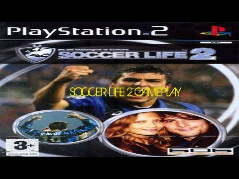 jeux SOCCER LIFE 2 laystation 2