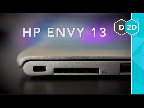 HP Envy 13 Review - A well priced ultraportable