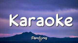 Karaoke - Boomdabash, Alessandra Amoroso (Letra/Lyrics) | Voglia di ballare un reggae in spiaggia