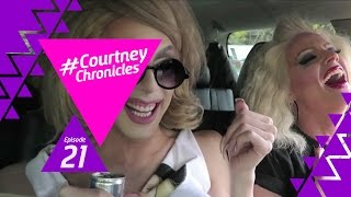 Download Video Riding in cars with Alaska & Willam - Courtney Chronicles MP3 3GP MP4