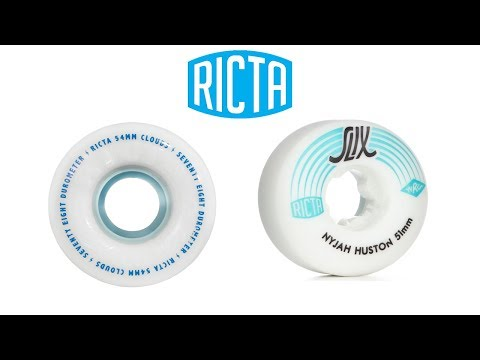 Ricta Clouds Skateboard wheel review