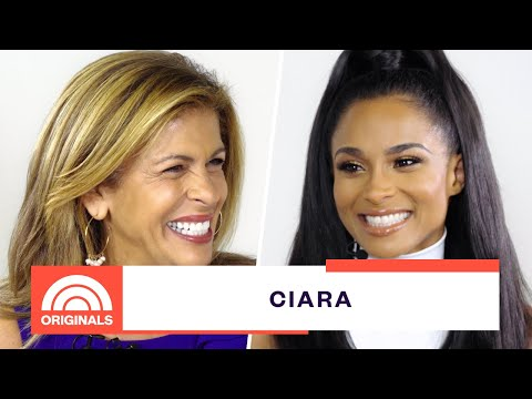 Ciara Shares Quote To Combat Negativity: 'It Lifts Me Up'| Quoted By With Hoda | TODAY Original