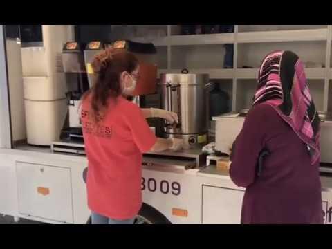 Efeler Belediyesi YKS adaylarını ve ailelerini yalnız bırakmadı
