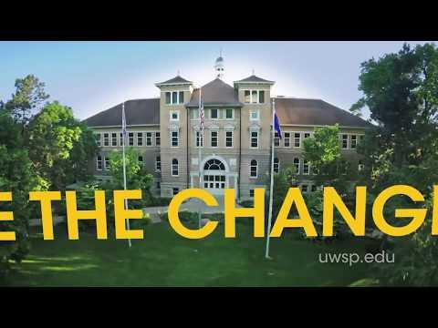 University of Wisconsin-Stevens Point - video