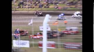 Perth Motorplex | Brodie Minchin Big Flip