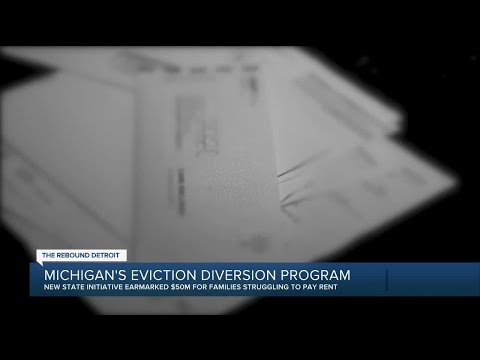 Michigan's Eviction Diversion Program