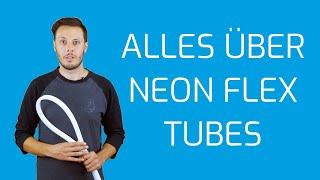 Was ist ein LED Lichtschlauch➰ Alles über Neon Flex Tubes [DEUTSCH]