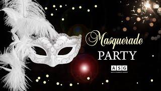 ASG Masquerade Party
