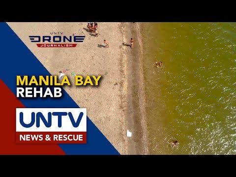 [UNTV]  DENR, iginiit na hindi pa rin ligtas gawing paliguan ang Baseco Beach