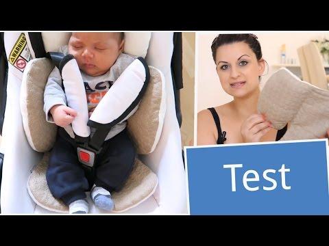 Test:  JJ Cole Sitzverkleinerer Body Support | Babyartikel.de