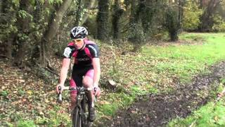 preview picture of video 'Ulster Cyclocross Series 2010 Round 3 , Aberdelghy , Lisburn'