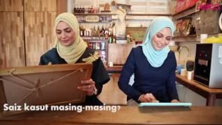 Neelofa Dan Mama Jawab Kuiz Di Jelita TV