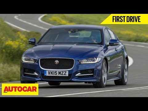 Jaguar XE | First Drive | Autocar India