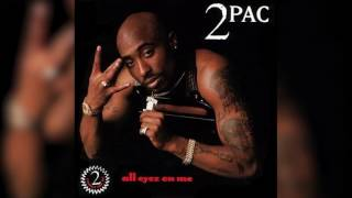 2Pac - All About U (CLEAN) [HQ]