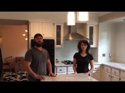 Rochester Hills MI Kitchen Cabinet Refinishing Video Testimonial for Armor Tough Coatings
