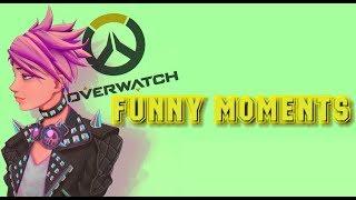 Приколы в Overwatch   Баги, Приколы, Фейлы, Трюки, Смешные Моменты #18