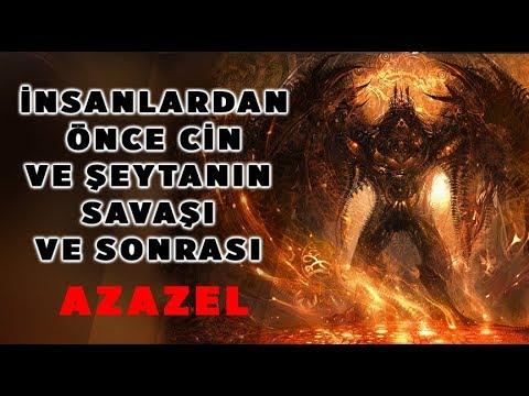 İnsanlardan Önce Cin Ve Şeytanın Savaşı ve Sonrası  İblisin Kaderi