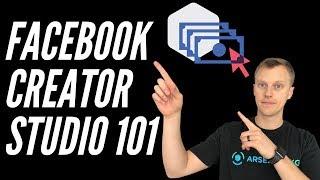 Facebook Creator Studio 101 - How To Use Facebook's New Creator Studio