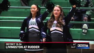 Rudder Moves Tops Livingston, 81-53